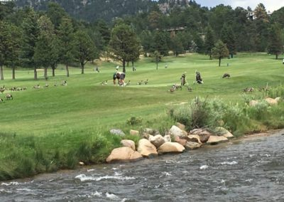 Lake Estes Golf Course