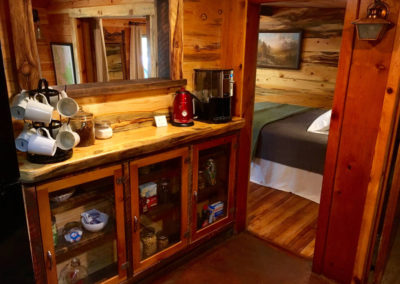 Exploration Cabin Coffee Bar