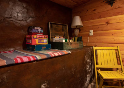 This is an image of Exploration Cabin's Bunk Room Games