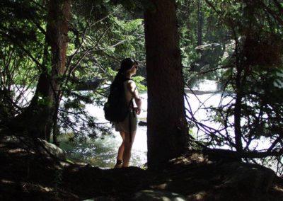 Wild Basin Ouzel Falls Trail