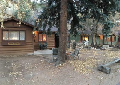 Redemption Cabin